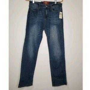 NEW Lucky Brand Size 32 Sofia Jeans Denim Bootcut